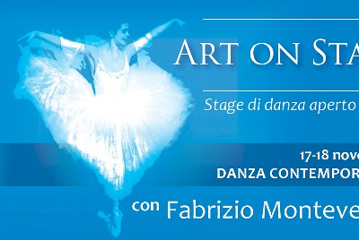 Stage di Danza Terabust, Laura Comi, Mucci, Monteverde
